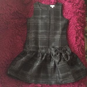 Other - Gorgeous drop waist dress with bow